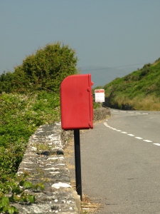 The A470, or what passes for the main north-south route in Wales.